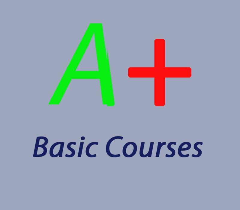 A+ Basic Myanmar online courses